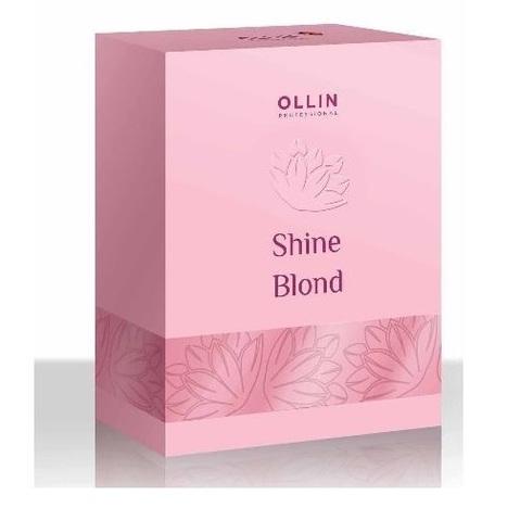 Набор для светлых волос Ollin
