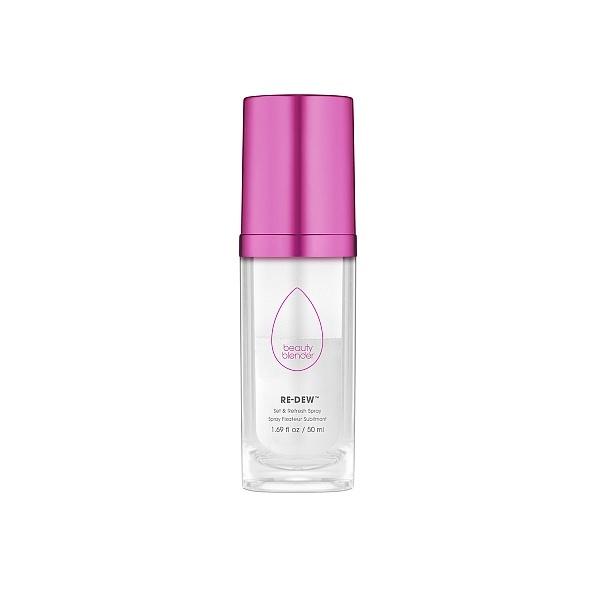 Освежающий спрей для фиксации макияжа RE-DEW™ Set & Refresh Spray