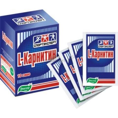 Спортэксперт л-карнитин пак. 3,5г №10