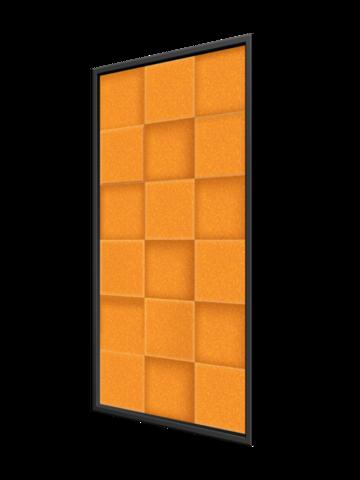Акустическая съемная  панель ECHOTON puzzle 500x1000