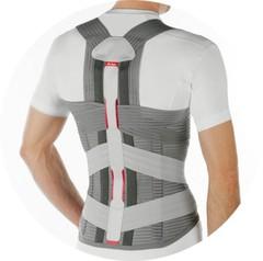 Корсет-реклинатор грудо-поясничный Dorso Direxa Posture усиленный, из «дышащего» упругого материала