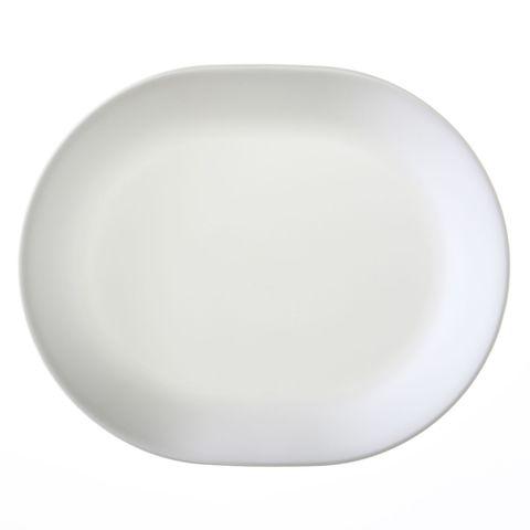 Блюдо овальное 31 см Winter Frost White, артикул 6003110, производитель - Corelle