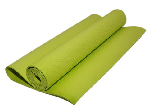 Коврик гимнастический. Цвет: мятный. КВ6505-СА