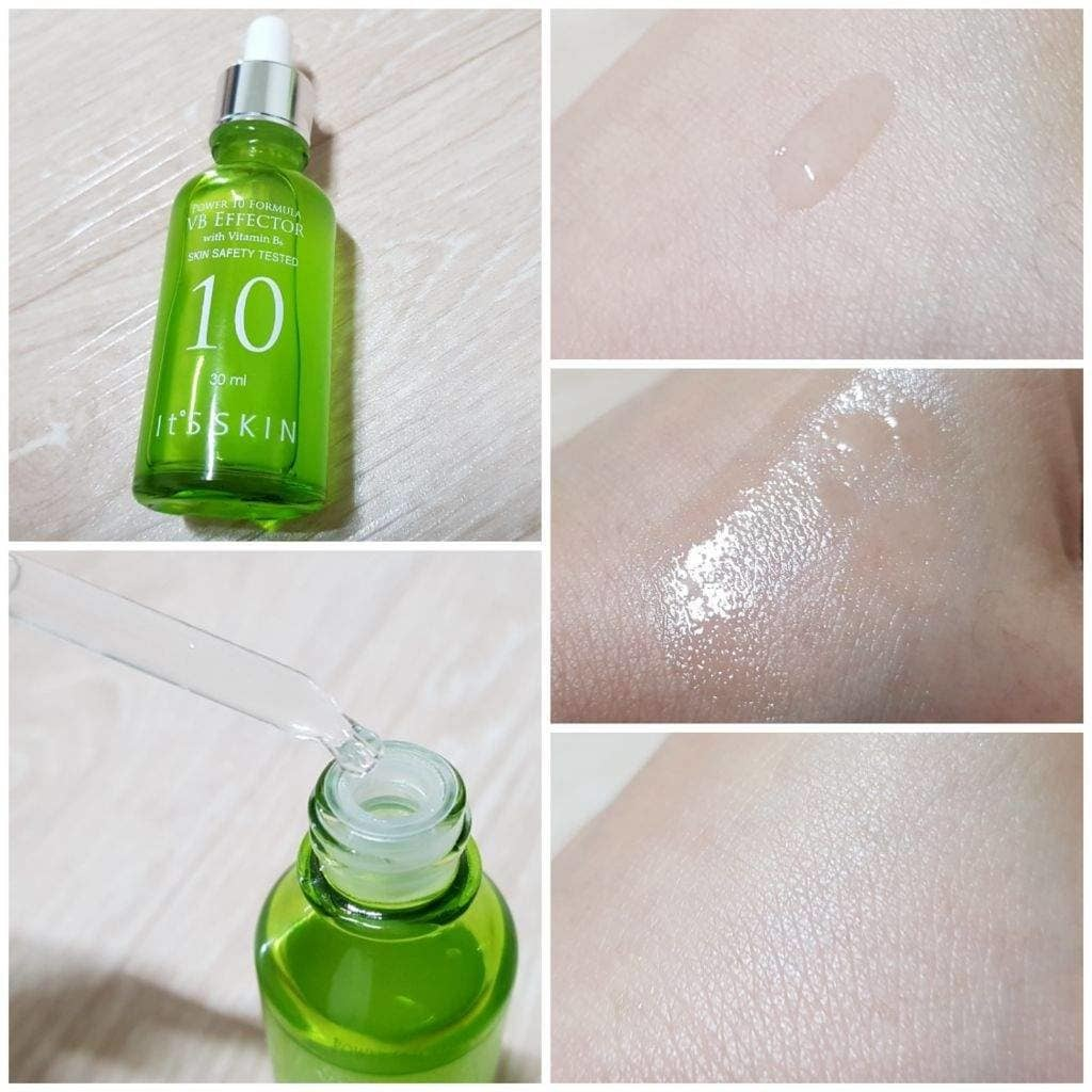 Сыворотка для лица - It's Skin Power 10 Formula VB Effector