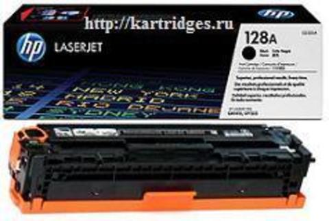 Картридж Hewlett-Packard (HP) CE320AD №128A