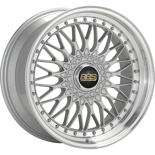BBS Forged aluminium 2piece SUPER-RS