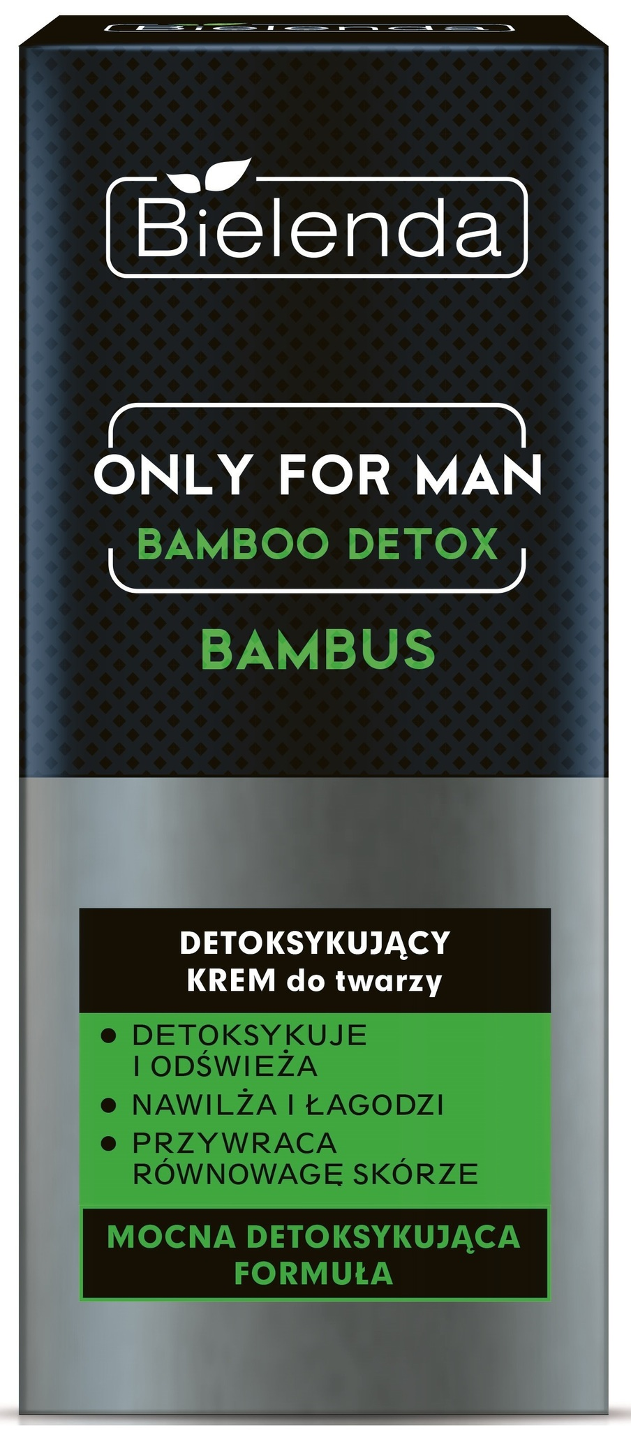 BIELENDA OFM - BAMBOO DETOX детоксирующий- освежающий крем для лица 50мл