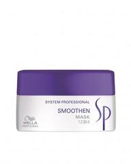 Wella SP Smoothen Mask - Интенсивная смягчающая маска для гладкости и эластичности