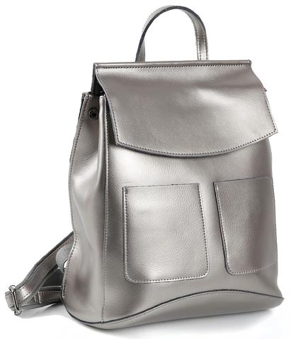Рюкзак женский JMD Pocket Серебро