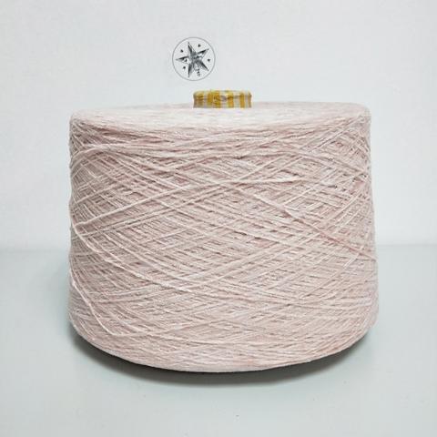 Ciniglia, Велюр, ПА 100%, Пыльный розовый, ~850 метров в 100 г