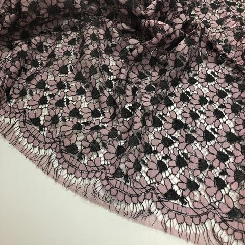 Кружевное полотно RM Розовая эхинацея 970380-G