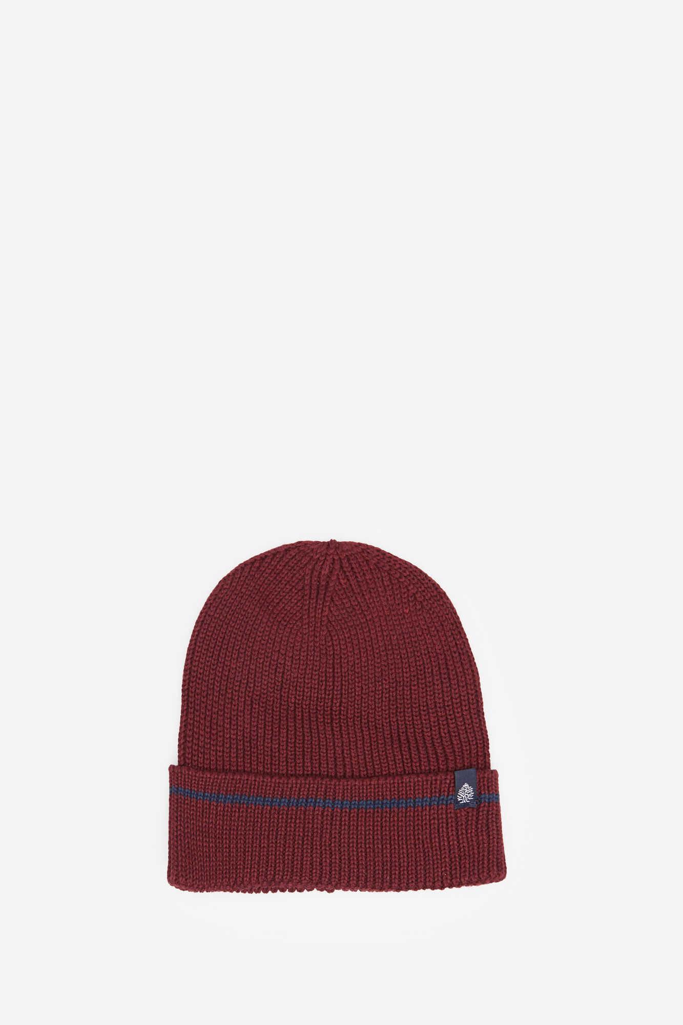 В'язана шапка