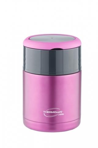 Термос для еды Thermocafe by Thermos TS-3506 (0,8 литра), розовый