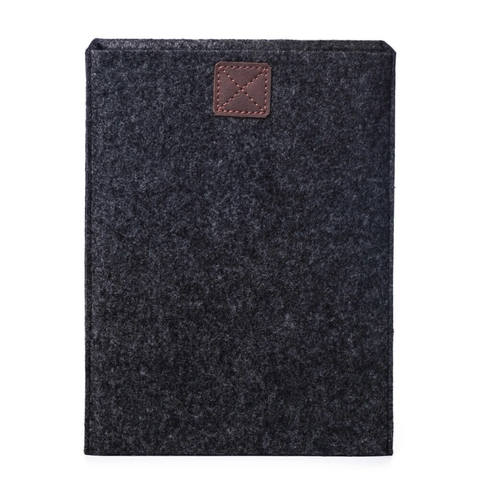 Чехол-конверт для iPad темно серый