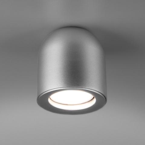 Светильник накладной серебро DLN116 GU10