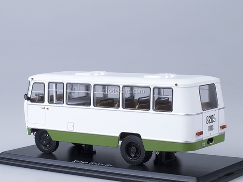 Kuban G1A1-02 white-green Start Scale Models (SSM) 1:43