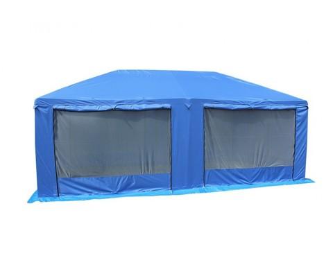 Шатер Митек «Пикник» 5,0х2,5 синий