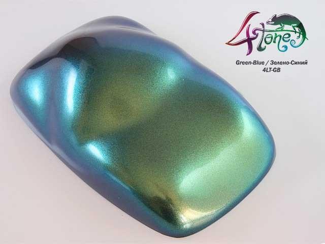 4Tone (Bugtone) Краска Bugtone 4Tone Green-Blue хамелеон зелено-синий крупная зернистость,прозр.120мл import_files_82_82fe33d4052011e1aaee001fd01e5b16_75de07718f0211e3bf450024bead9dca.jpeg