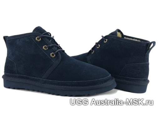 UGG Men's Neumel Navy