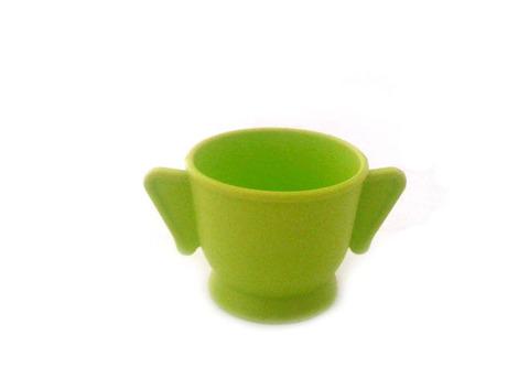 7132 FISSMAN Чашка детская силиконовая,  купить