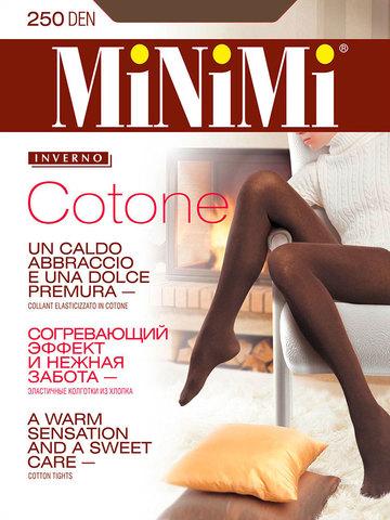 Колготки Cotone 250 XL Minimi