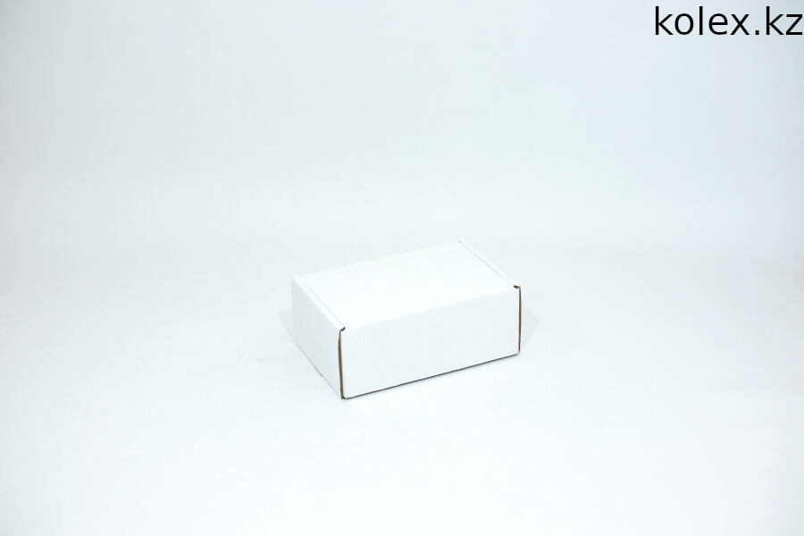Коробка 162*108*67(мм) белая