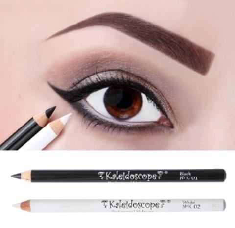 Kaleidoscope Карандаш  для глаз К-02 White