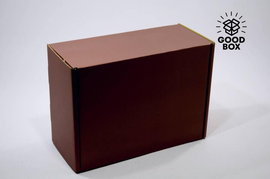 Крафт коробка купить в Алматы