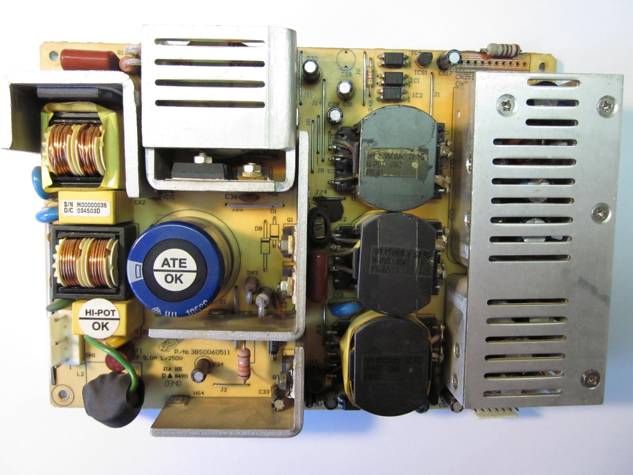 FSP180-2M01 REV:1