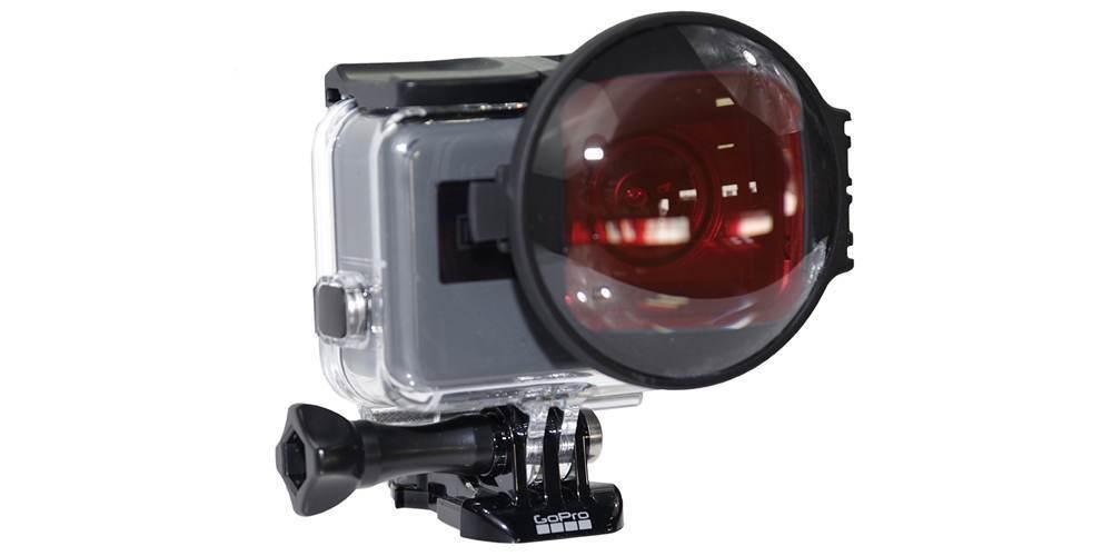 Набор фильтров PolarPro Switchblade Combo закрепление на камере