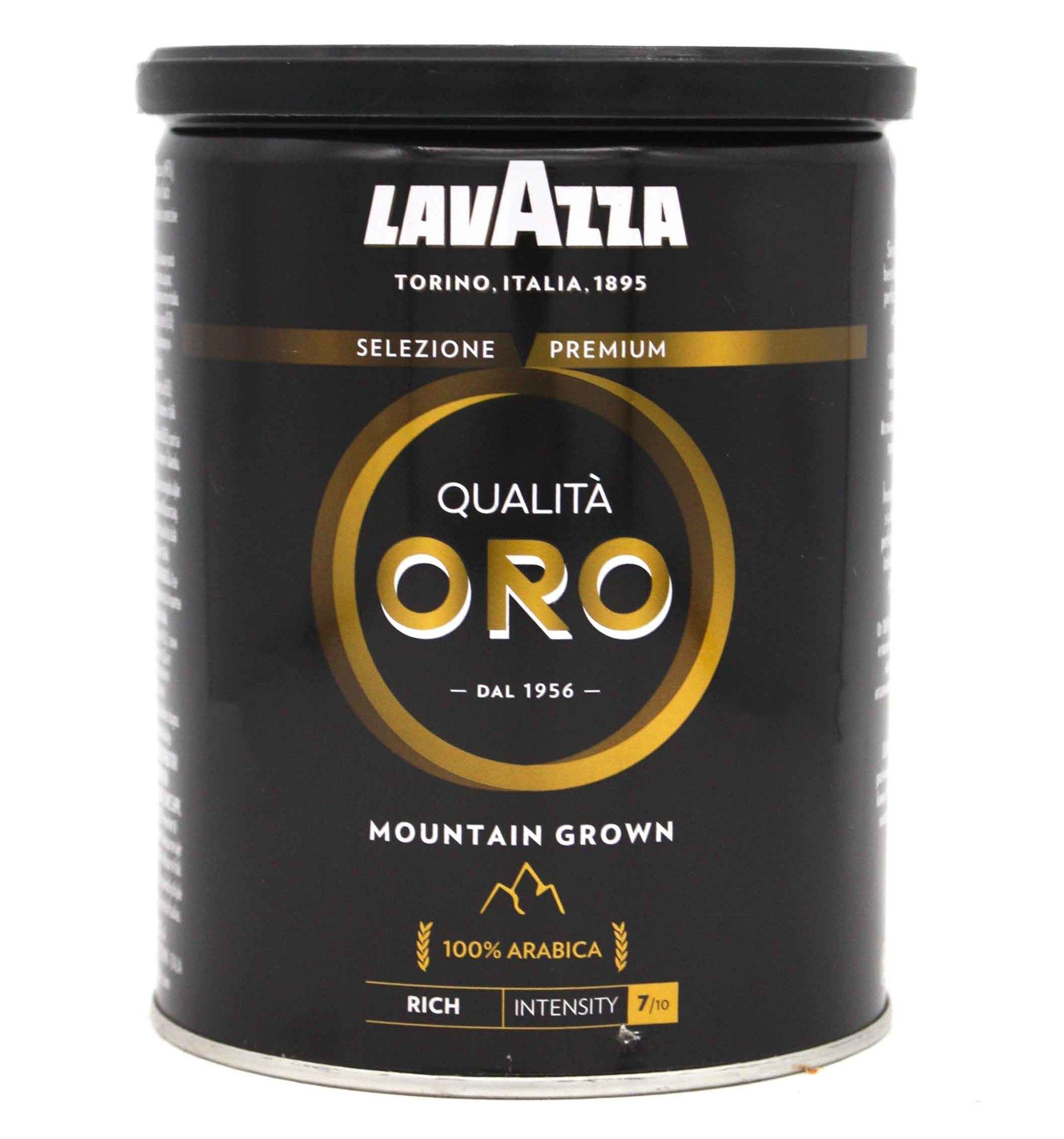 Кофе молотый Кофе молотый Qualita Oro Mountain Grown, Lavazza, 250 г import_files_71_7195d964ec2211eaa9d1484d7ecee297_4ff6a554eeba11eaa9d3484d7ecee297.jpg