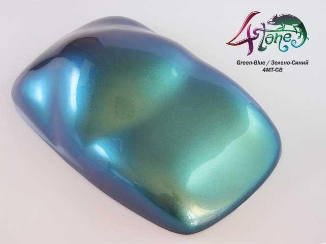4Tone (Bugtone) Краска Bugtone 4Tone Green-Blue хамелеон зелено-синий средняя зернистость,прозр.120мл import_files_82_82fe33df052011e1aaee001fd01e5b16_75de07728f0211e3bf450024bead9dca.jpeg