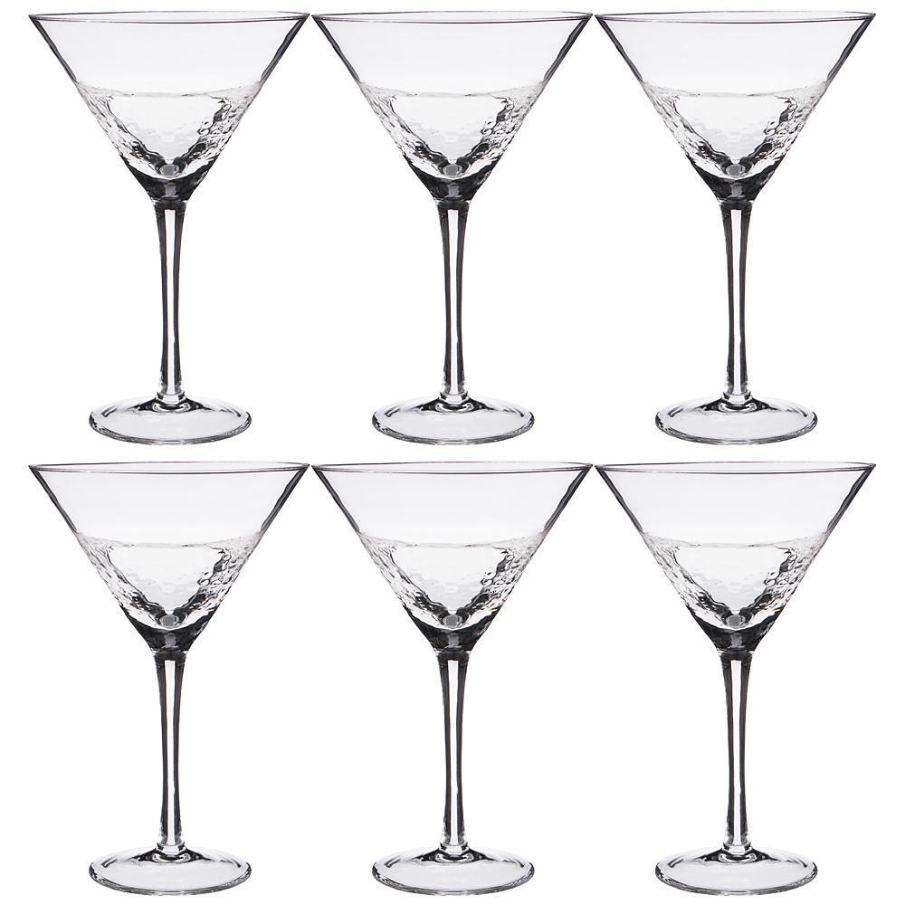 Фото - Набор бокалов для коктейлей из 6 шт. «АЙСБЕРГ», 350 мл набор бокалов для коктейлей sea life