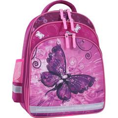 Рюкзак школьный Bagland Mouse 143 малиновый 615 (0051370)