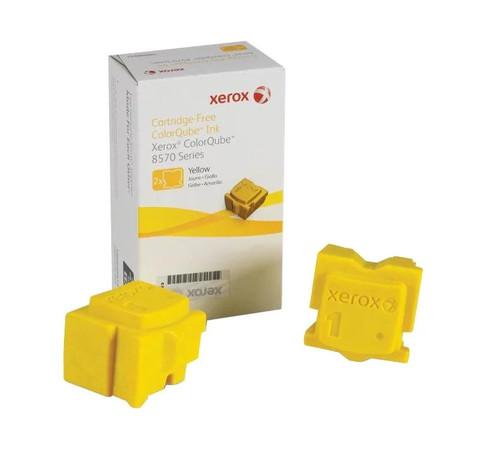 Чернила Xerox 108R00938, желтые (2шт)