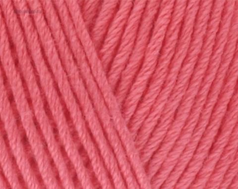 Пряжа Cotton BABY SOFT Alize 33 Темно-розовый - купить в интернет-магазине недорого klubokshop.ru
