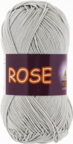 Пряжа Rose (Vita cotton) 3939 Серебро