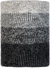 Вязаный шарф-труба с флисом Buff Neckwarmer Knitted Polar Masha Grey