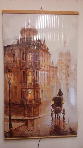 Обогреватель настенный Старая Прага