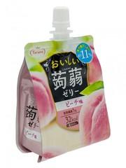 Желе питьевое Tarami Конняку со вкусом Персика 150 гр.