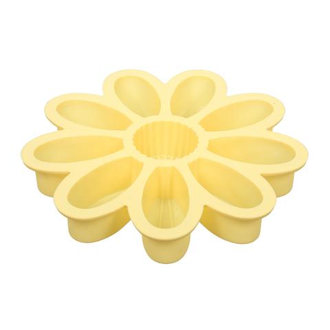 Форма для выпечки из силикона «Ромашка» 26,5х4 см