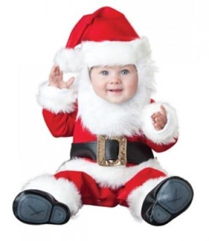 InCharacter Costumes Baby - Santa Claus