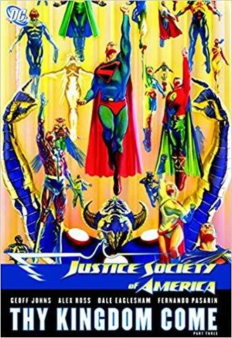 JSA: Thy Kingdom Come Vol.3 HC