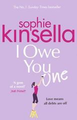 I Owe You One : The Number One Sunday Times Bestseller