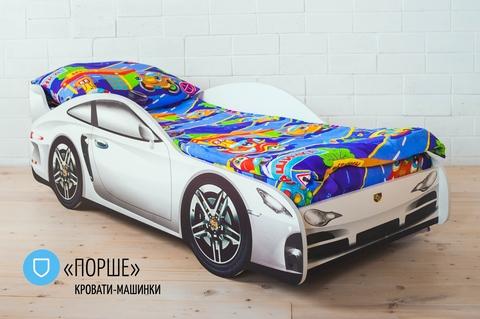 Кровать машина Порше