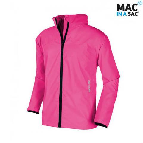 Куртка Mac in a sac unisex Fuchsia