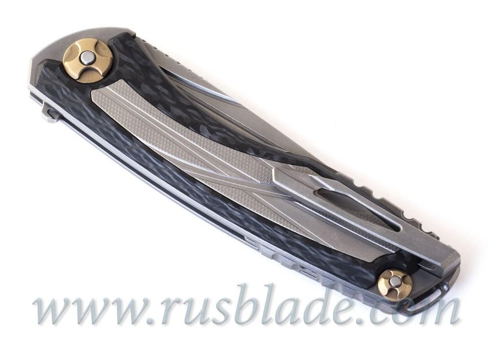 Svarn II knife Serial by CultroTech