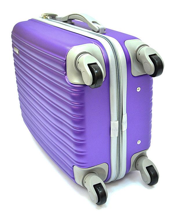 Чемодан Ananda APL-833 Фиолетовый (М)