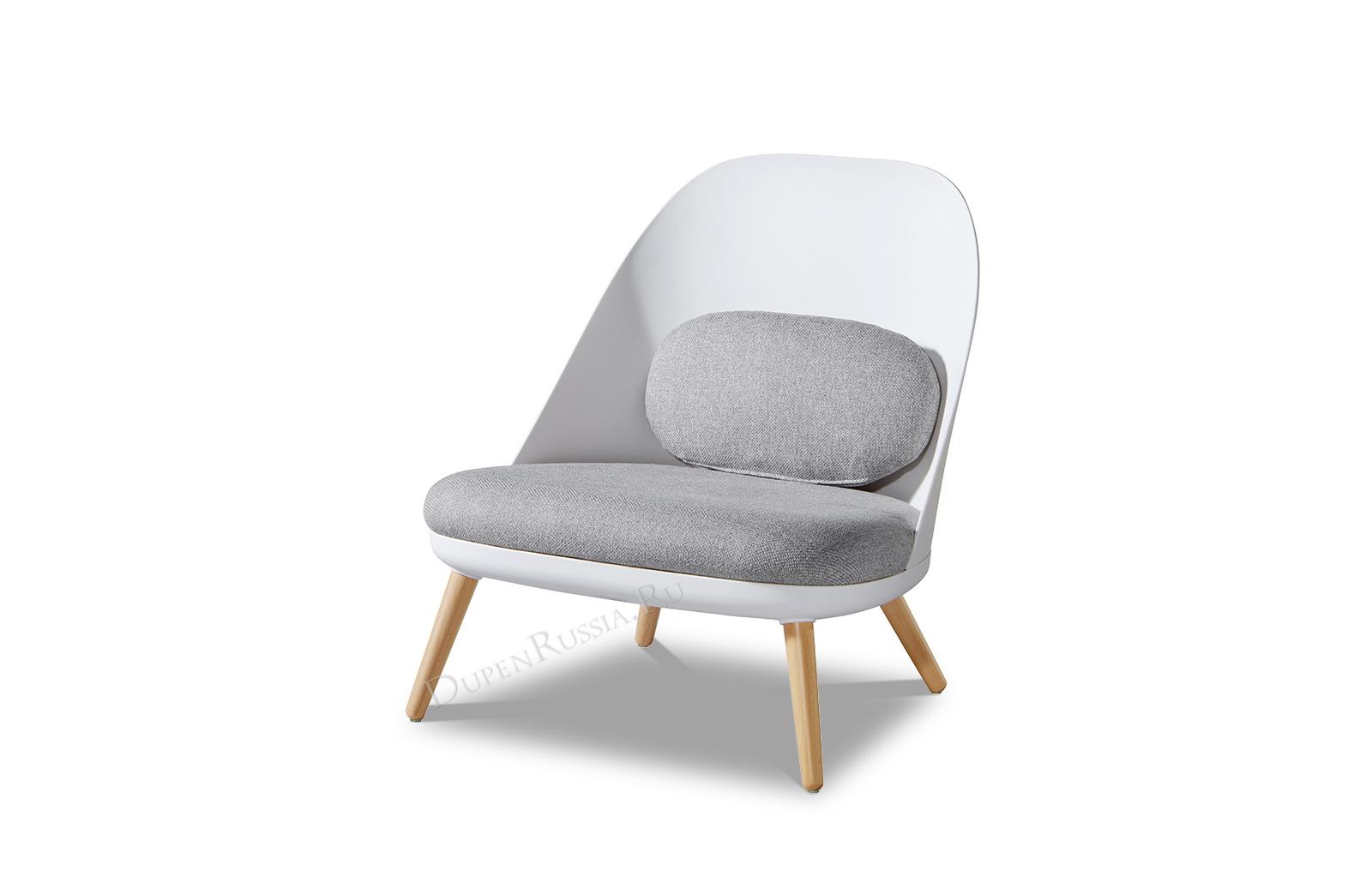 Кресло RX-12W белое A652-14