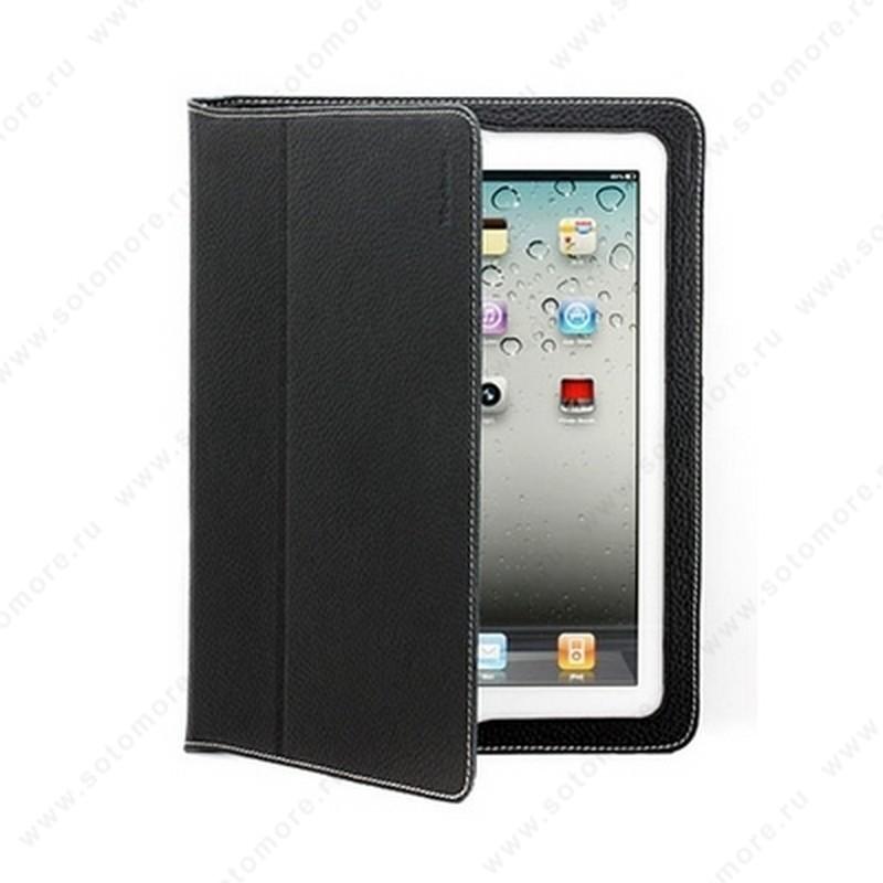 Чехол-книжка Yoobao для Apple iPad 2 - Yoobao Executive Leather Case Black